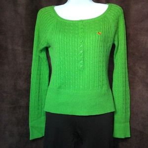 Aeropostale Cable Knit Sweater
